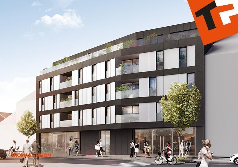acheter penthouse 1 chambre 71.54 m² schifflange photo 2