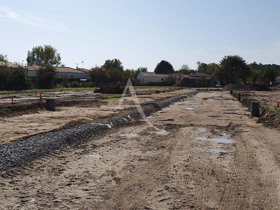 acheter terrain constructible 0 pièce 275 m² saint-jean-de-monts photo 1
