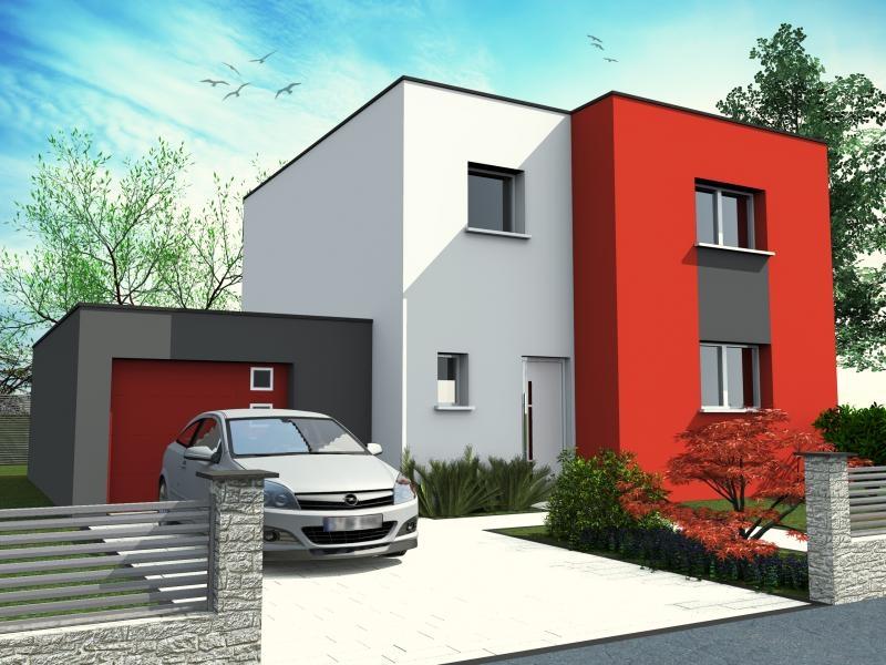Maison à vendre F5 à Les-etangs