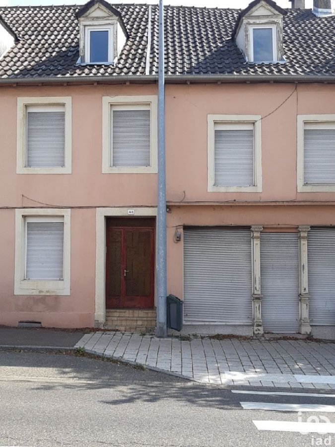 acheter immeuble de rapport 6 pièces 205 m² sarreguemines photo 1