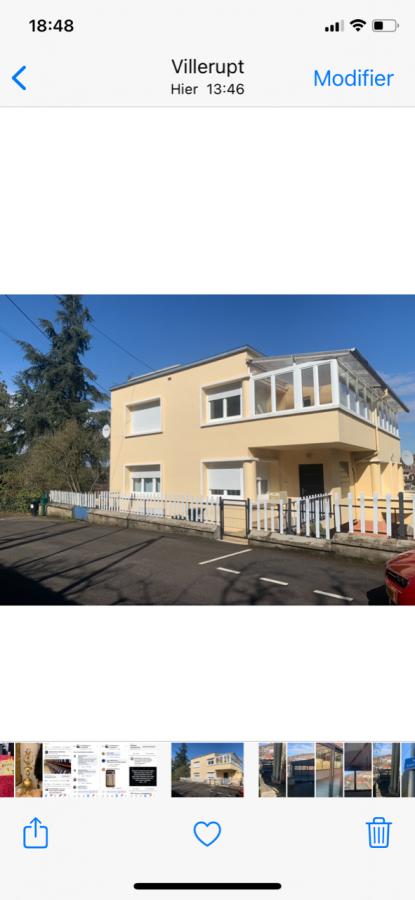 Appartement à vendre Villerupt