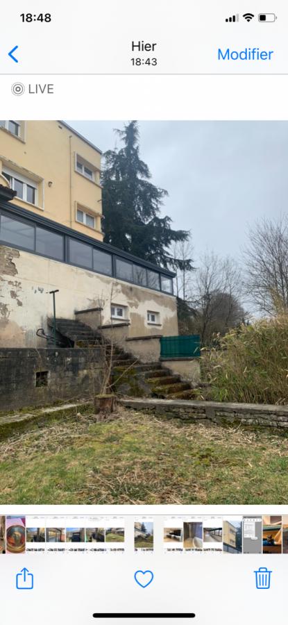 Appartement à vendre F7 à Villerupt