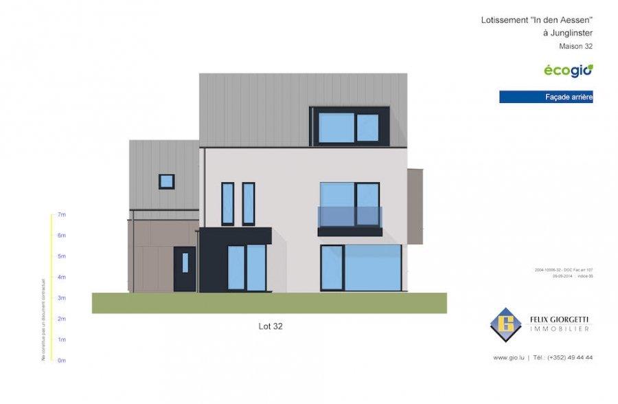 acheter maison mitoyenne 3 chambres 195.3 m² junglinster photo 5