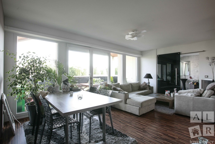 Appartement à louer F3 à Zoufftgen
