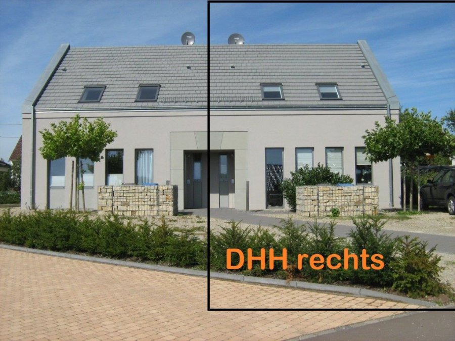 doppelhaushälfte kaufen 4 zimmer 110 m² bitburg foto 2