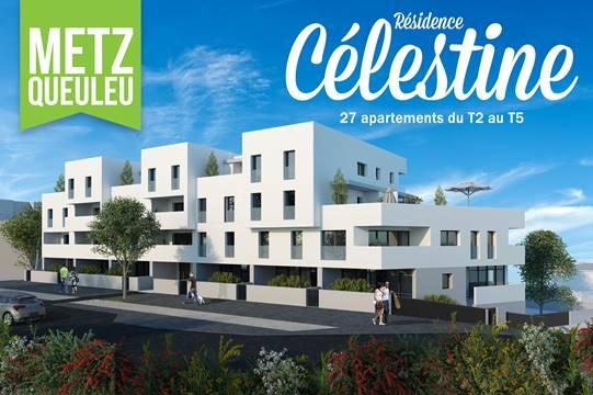 acheter appartement 3 pièces 74 m² metz photo 1