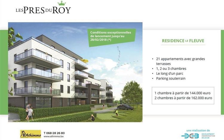 acheter appartement 3 pièces 125 m² ath photo 1