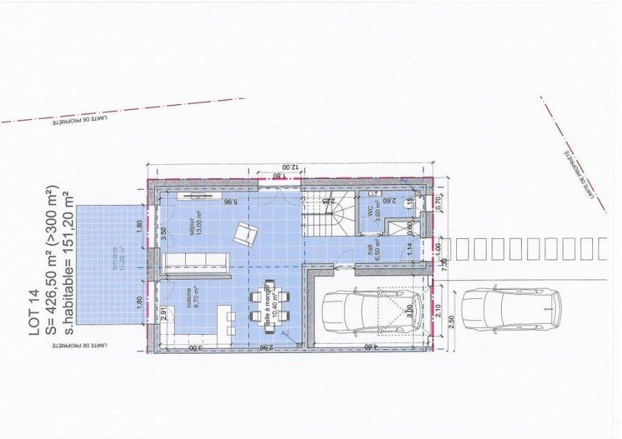 acheter maison individuelle 5 chambres 426 m² elvange (schengen) photo 1