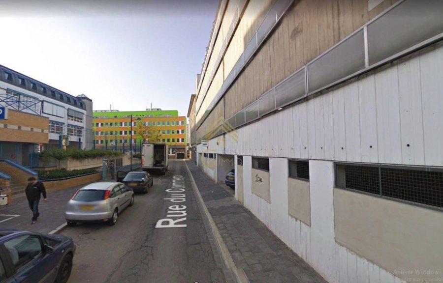 Garage - Parking à louer à Luxembourg-Gare