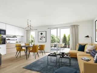 acheter appartement 2 pièces 44.82 m² couëron photo 4