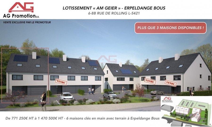 house for buy 4 bedrooms 181.9 m² erpeldange (bous) photo 1