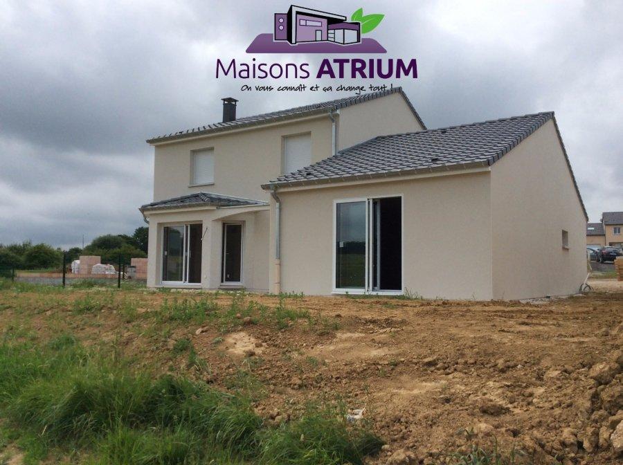 acheter terrain constructible 0 pièce 0 m² xeuilley photo 3