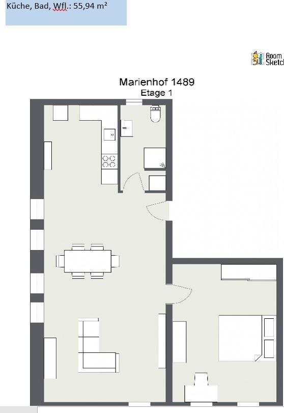 wohnung kaufen 2 zimmer 56 m² saarlouis foto 2