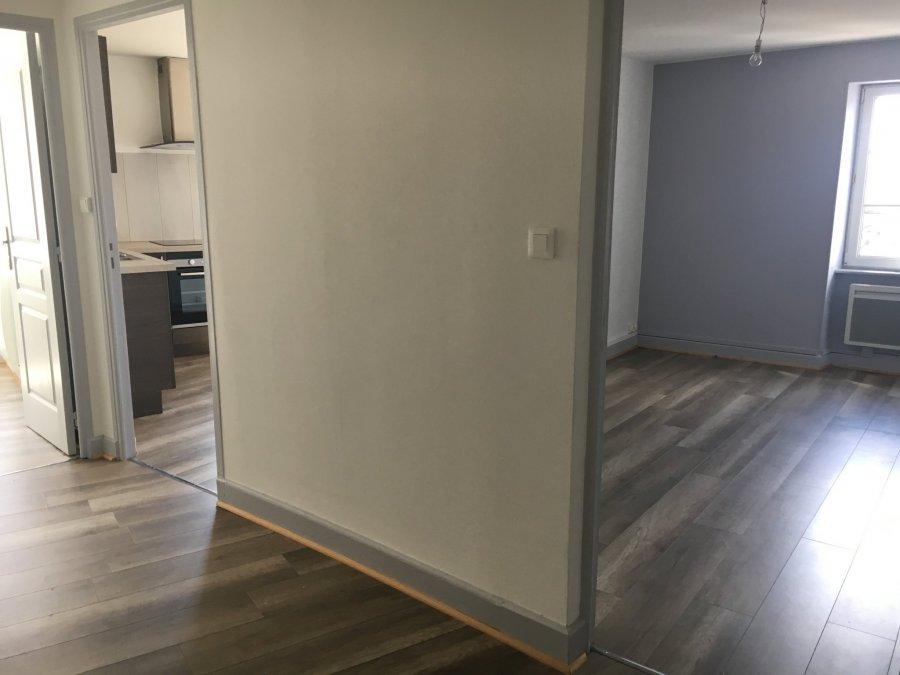 Appartement à louer F3 à Sarrebourg