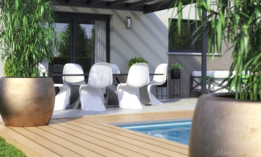 acheter maison 5 pièces 100 m² louvigny photo 1