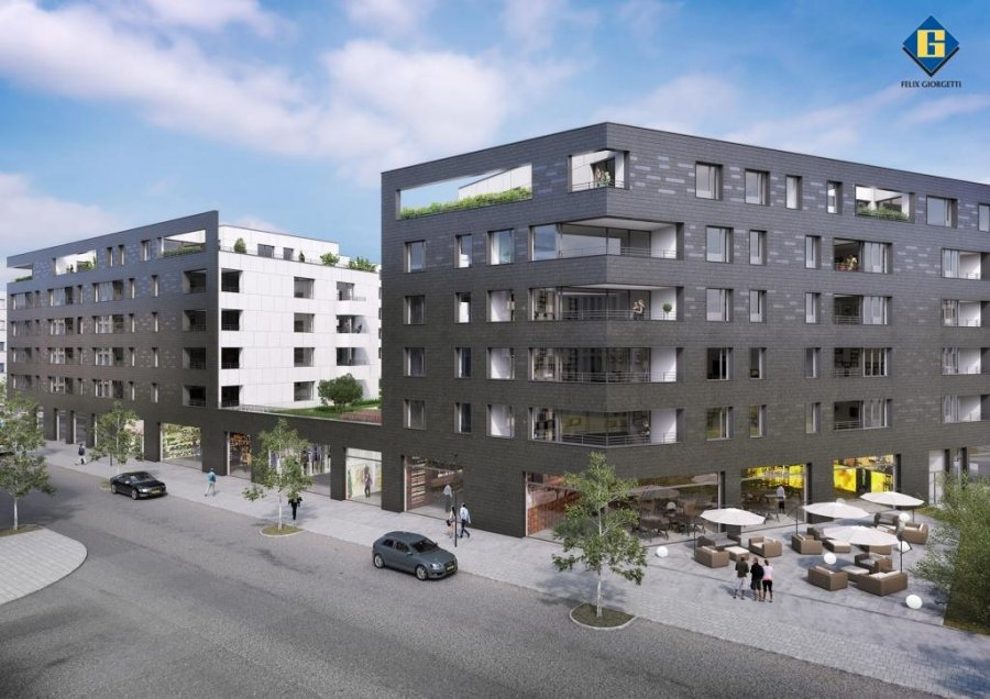 apartment block for buy 0 bedroom 63.84 to 214 m² luxembourg photo 1