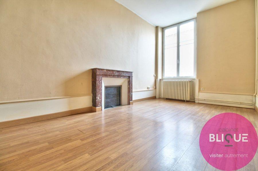 acheter appartement 4 pièces 125 m² lunéville photo 1