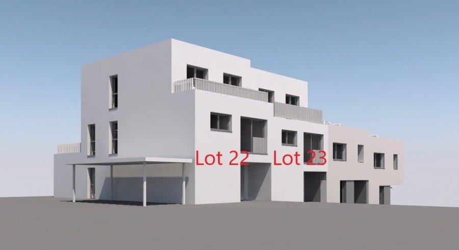 Maison à vendre 3 chambres à Niederfeulen