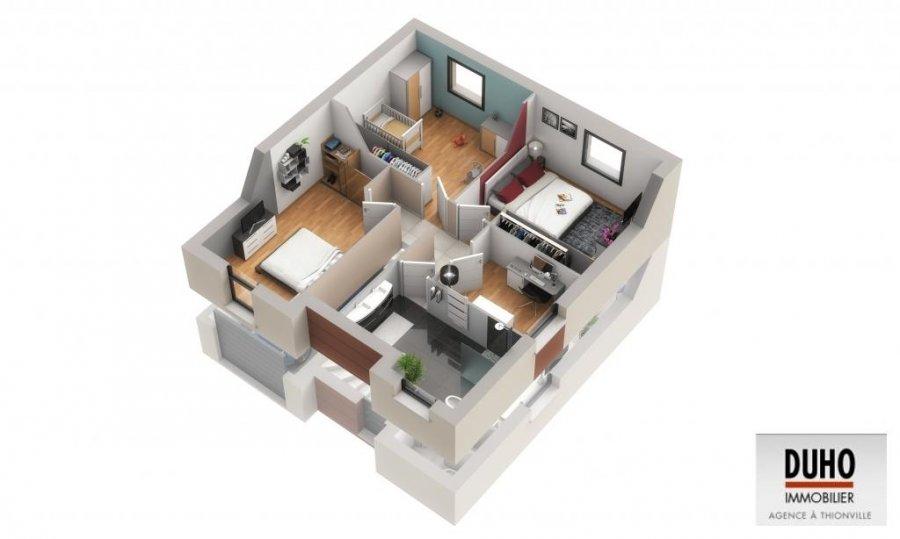 acheter maison jumelée 5 pièces 101 m² hettange-grande photo 3