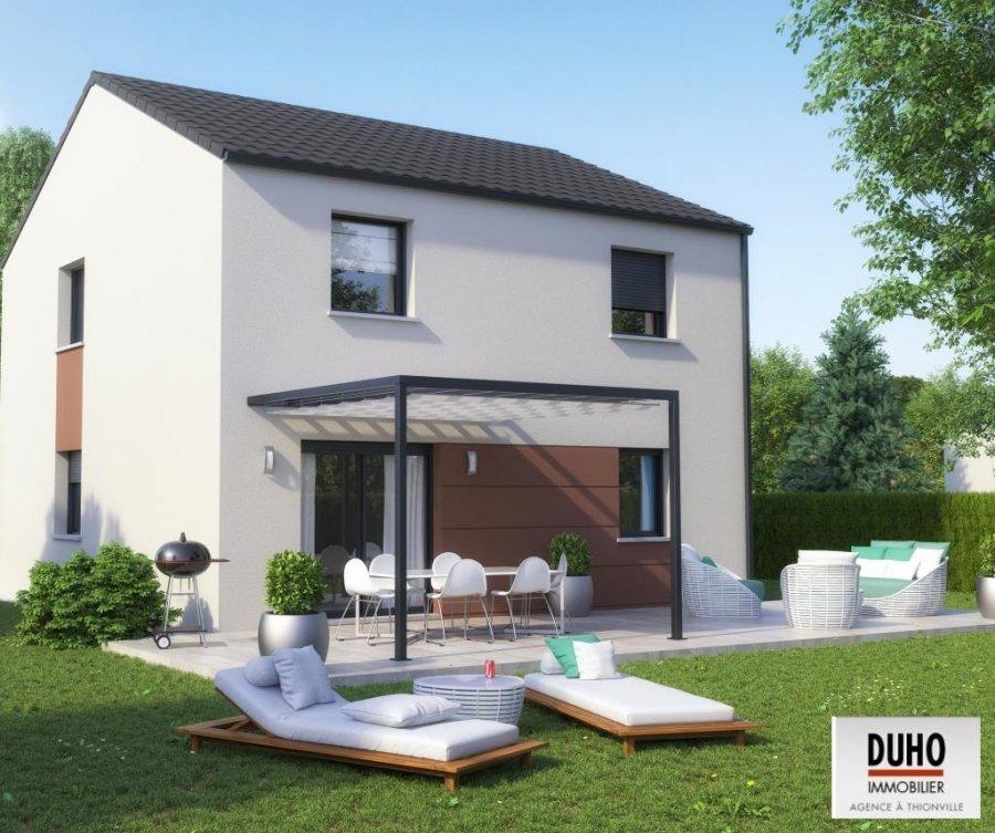 acheter maison jumelée 5 pièces 101 m² hettange-grande photo 1