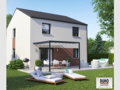 Maison jumelée à vendre F5 à Hettange-Grande - Réf. 6150021