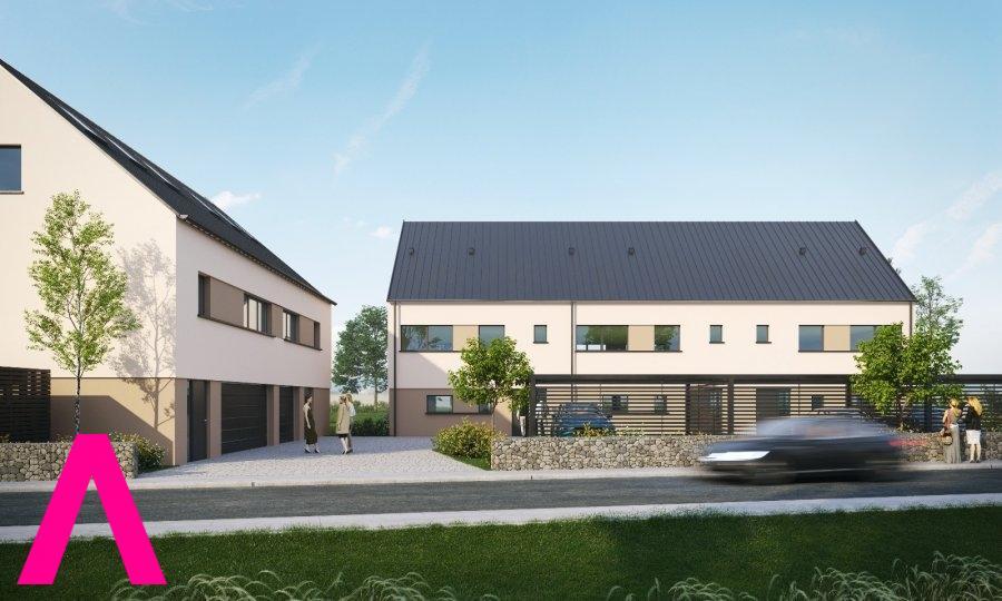 acheter maison mitoyenne 4 chambres 227.2 m² schuttrange photo 2