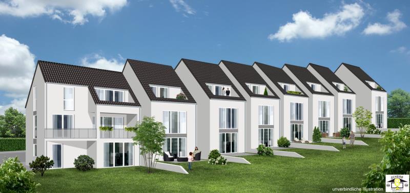 reihenhaus kaufen 4 zimmer 125 m² trier foto 1