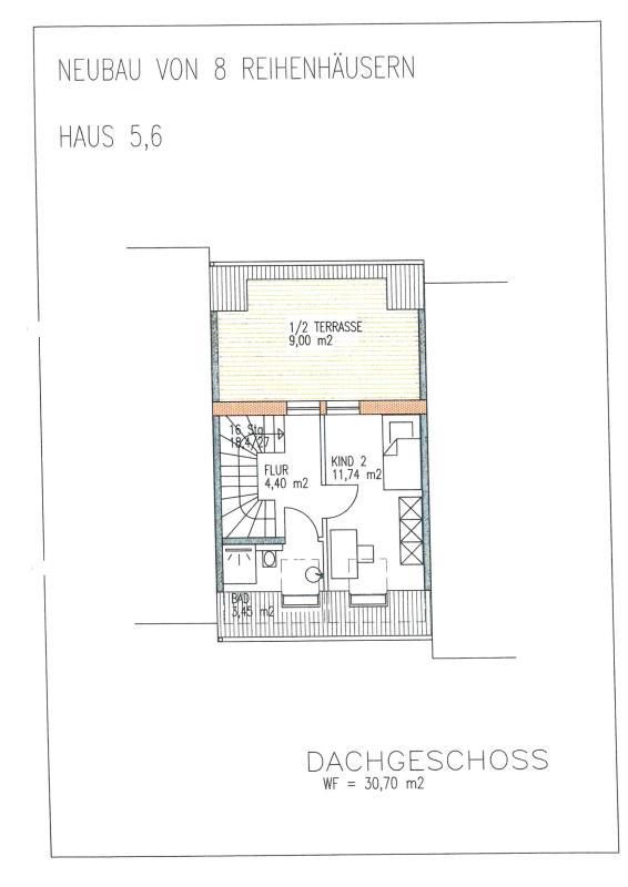 reihenhaus kaufen 4 zimmer 125 m² trier foto 5