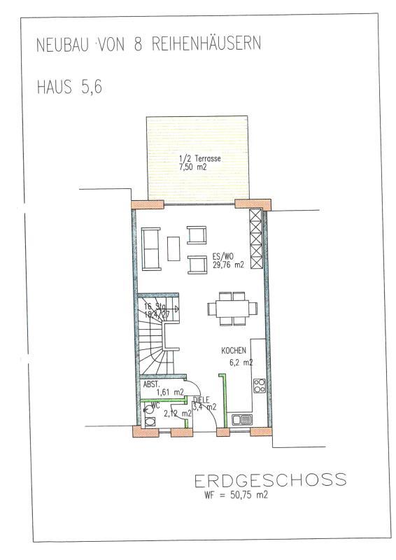 reihenhaus kaufen 4 zimmer 125 m² trier foto 3