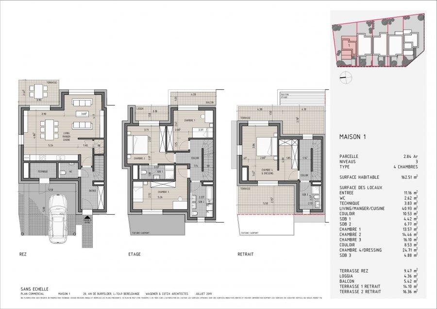 acheter maison 4 chambres 188 m² bereldange photo 7