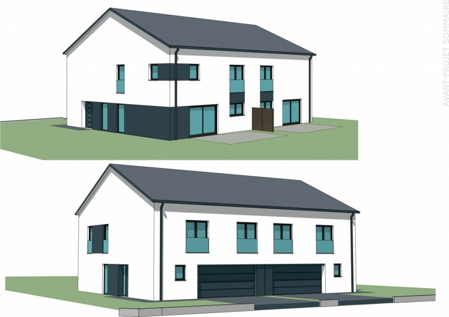 acheter maison jumelée 3 chambres 232 m² rippweiler photo 2