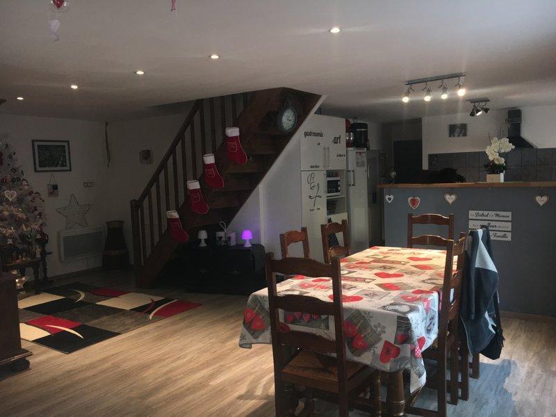 Maison à vendre F4 à Ruille sur loir