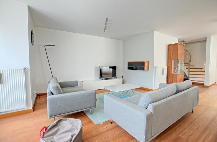 Duplex à louer 3 chambres à Luxembourg-Beggen