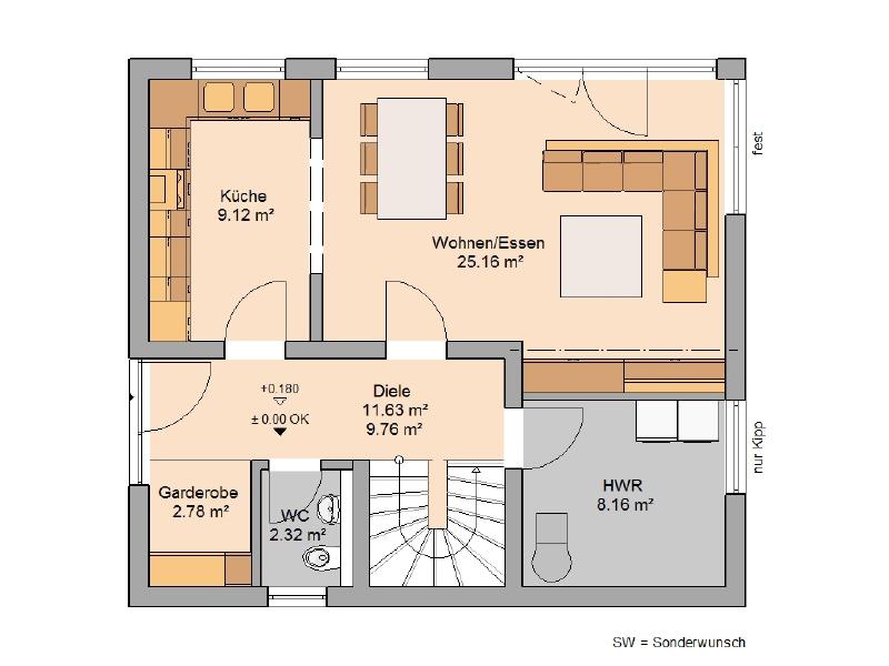 haus kaufen 4 zimmer 110 m² echternacherbrück foto 3