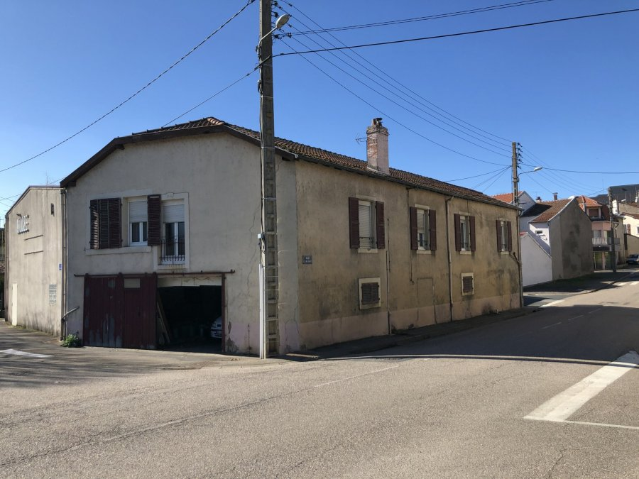 Maison à vendre F6 à Thiaucourt regnieville