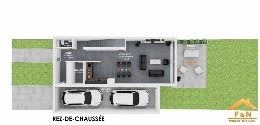 Maison à vendre 3 chambres à Stegen