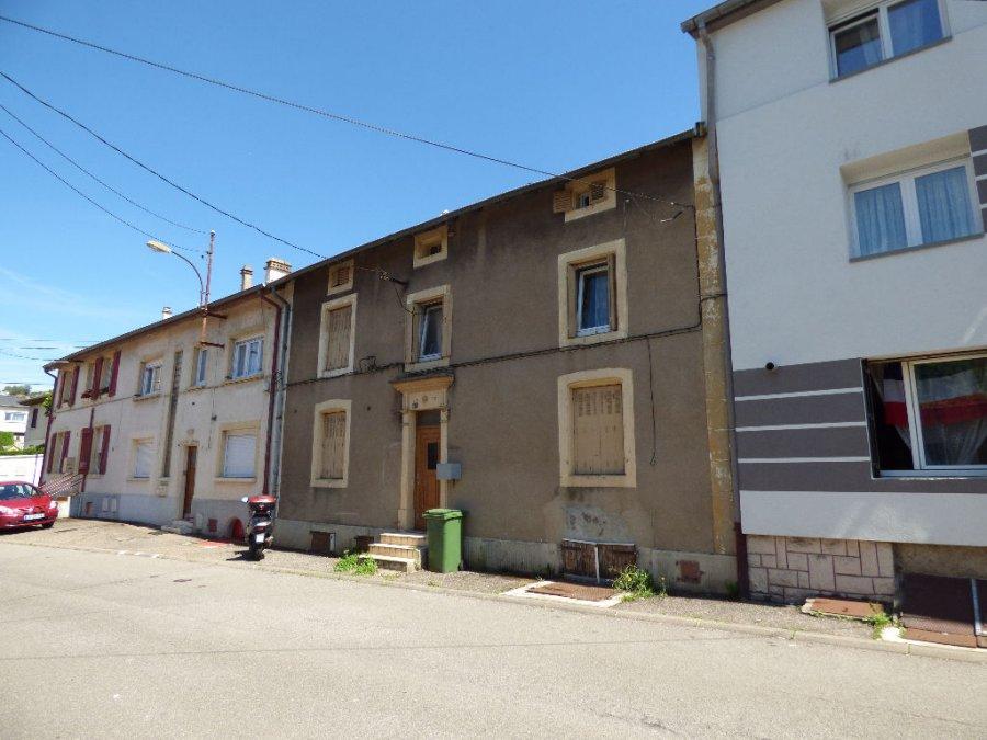 Maison à vendre F12 à Algrange