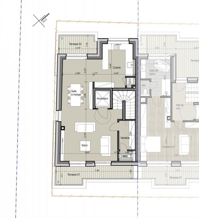 penthouse-wohnung kaufen 4 schlafzimmer 156 m² itzig foto 4