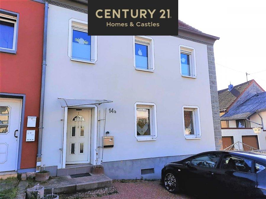 einfamilienhaus kaufen 7 zimmer 147 m² st. wendel foto 1