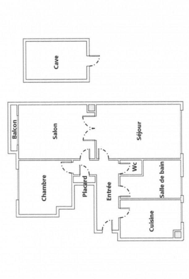 acheter appartement 2 pièces 72 m² nancy photo 7