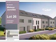 Maison jumelée à vendre 3 Chambres à Beckerich - Réf. 6054549