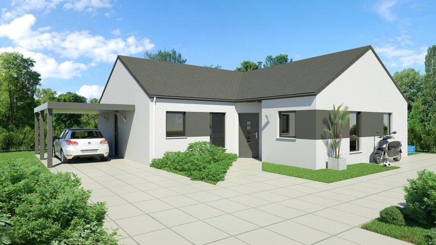 Maison individuelle en vente herbignac 90 m 185 000 for Maison individuelle a acheter