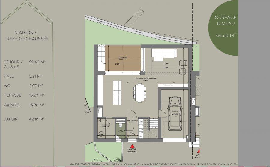 acheter maison 4 chambres 189.38 m² junglinster photo 4