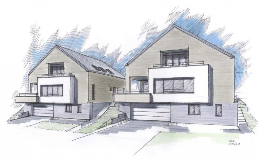 acheter maison individuelle 4 chambres 496.43 m² wormeldange photo 2