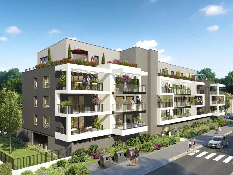 acheter appartement 4 pièces 80 m² montigny-lès-metz photo 2