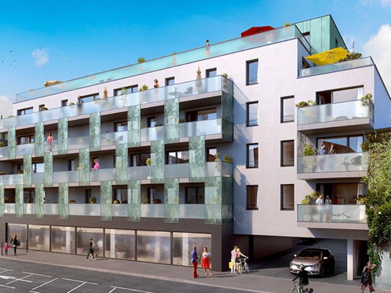 acheter appartement 3 pièces 71 m² saint-max photo 2