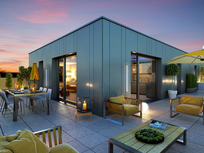 acheter appartement 3 pièces 71 m² saint-max photo 3