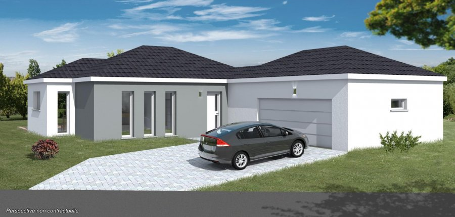 acheter maison 5 pièces 100 m² zetting photo 1