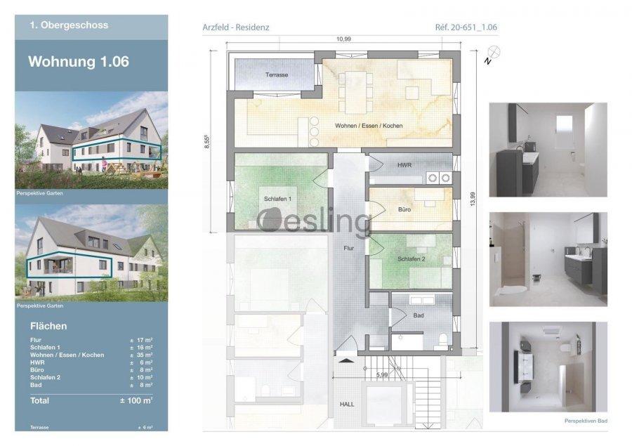 wohnung mieten 0 zimmer 100.4 m² arzfeld foto 1