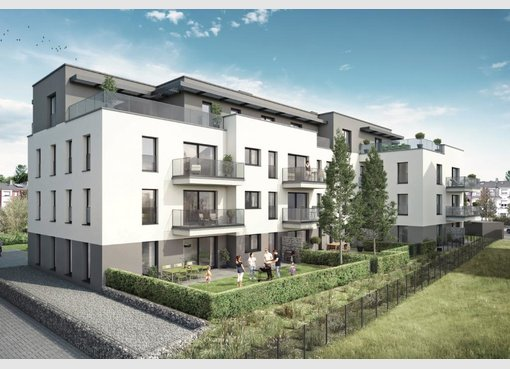 Apartment for sale 2 bedrooms in Howald (LU) - Ref. 6744469